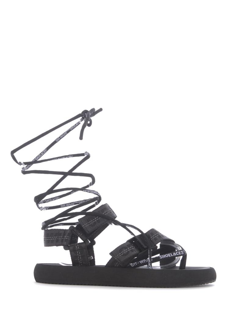 Off-White Sandals - Nero