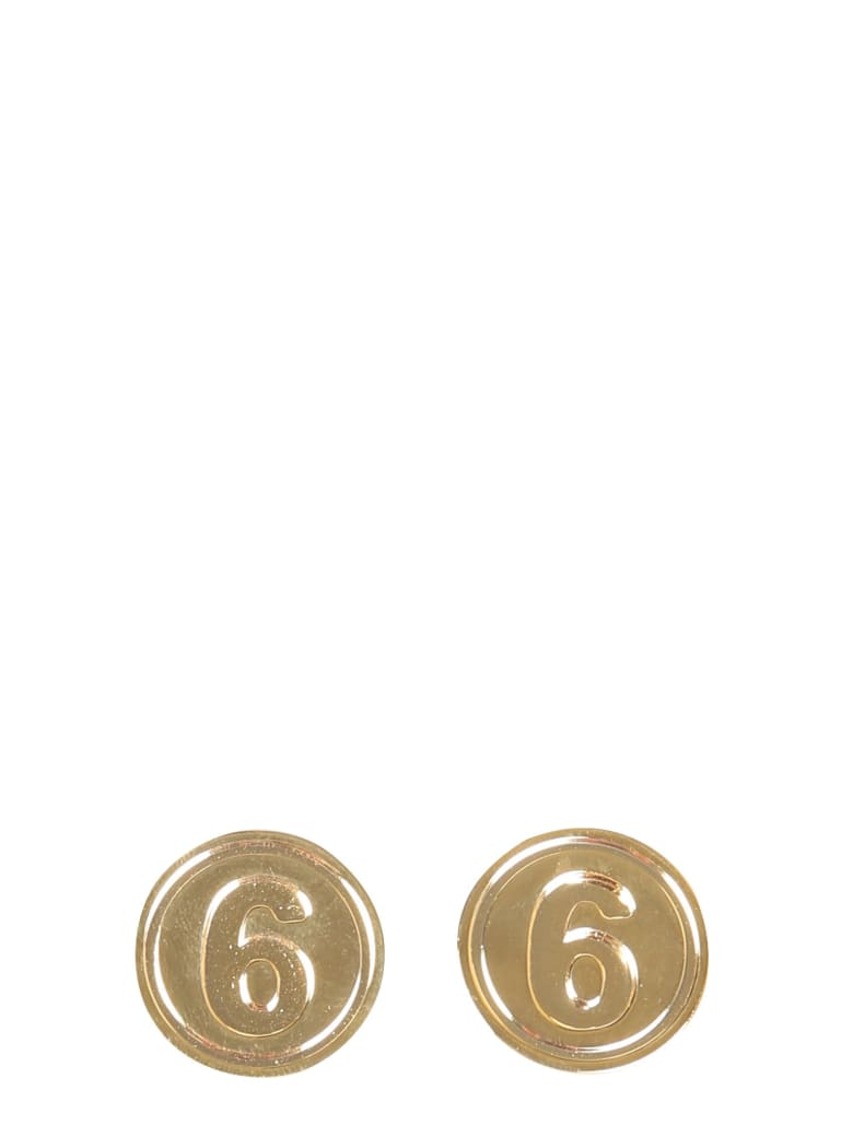 MM6 Maison Margiela 6 Earrings - ORO