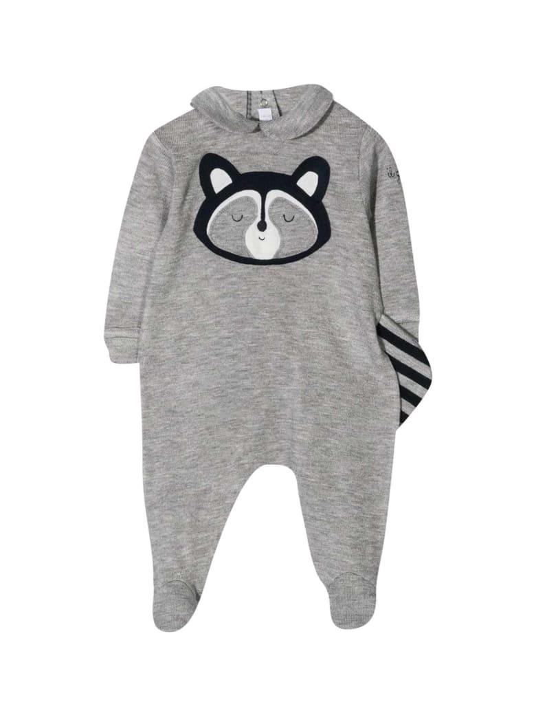 Il Gufo Gray Pajamas - Grigio
