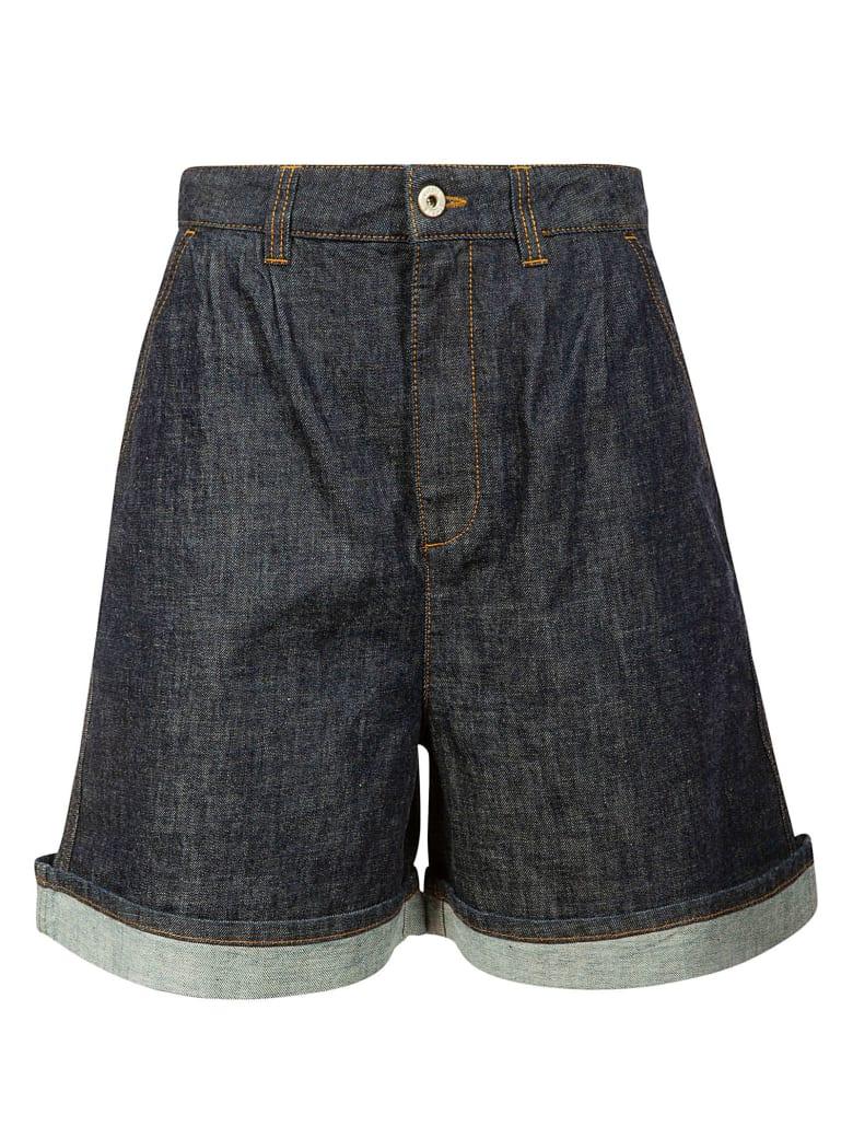 Loewe Denim Shorts - Indigo