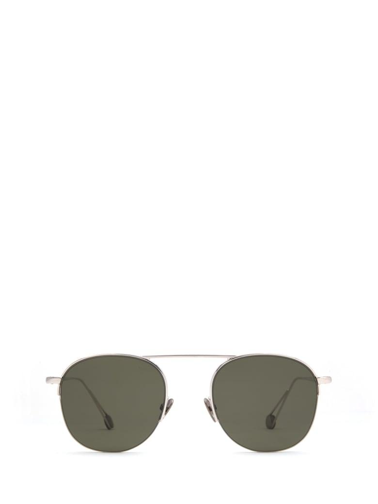 AHLEM Ahlem Place Voltaire Argento Sunglasses - ARGENTO