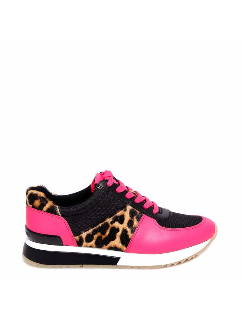 Michael Kors Allie Trainer Sneakers - Black