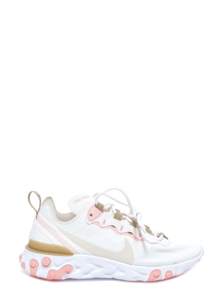 Nike Nike React Element 55 Sneakers - White