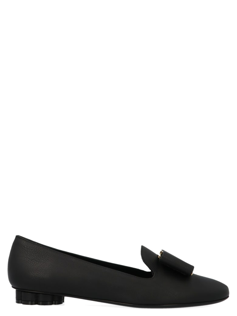 Salvatore Ferragamo 'sarno' Shoes - Black