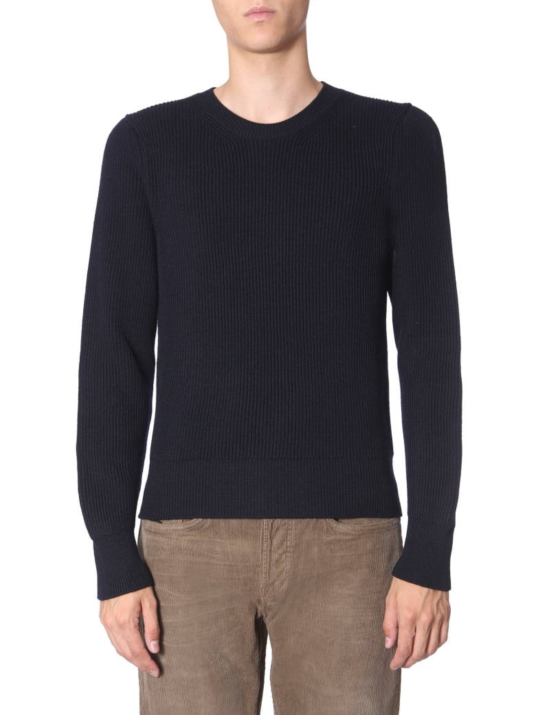 Tom Ford Crew Neck Sweater - BLU