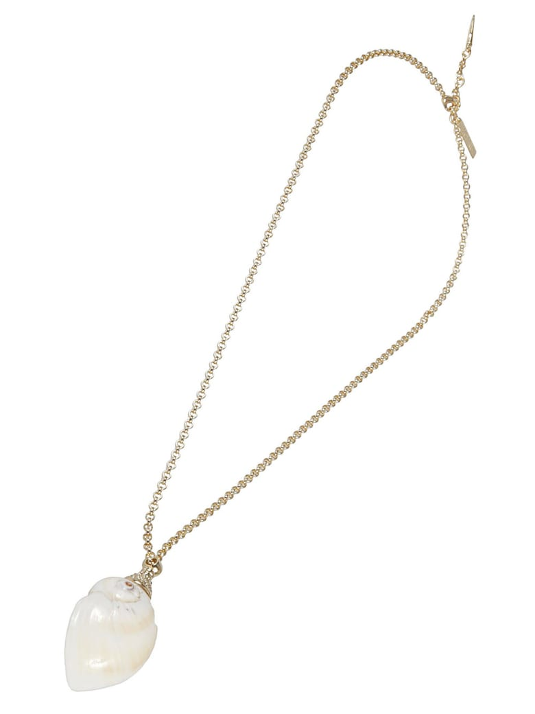 Alberta Ferretti Bijoux Necklace - Fantasy Gold