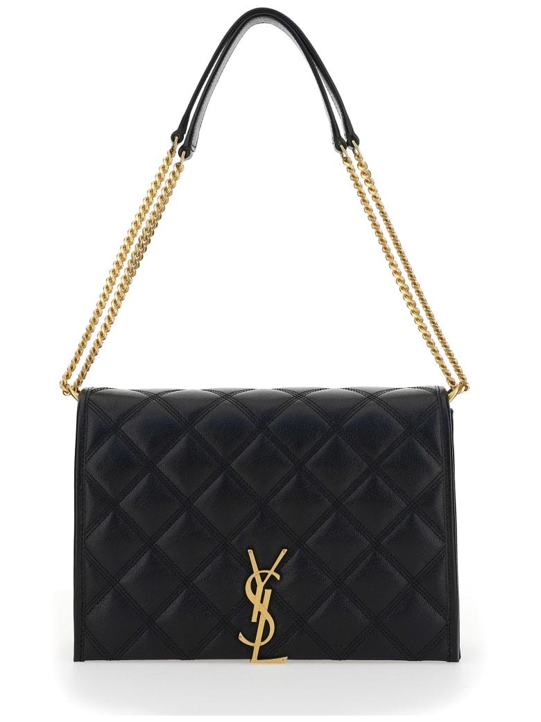 Saint Laurent Shoulder Bag - Nero