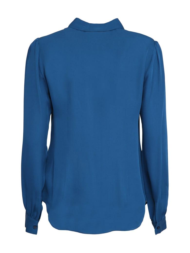 Michael Kors Silk Shirt - River Blue