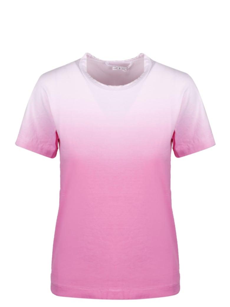 Comme des Garçons Comme des Garçons Tye Dye T-shirt - Pink & Purple