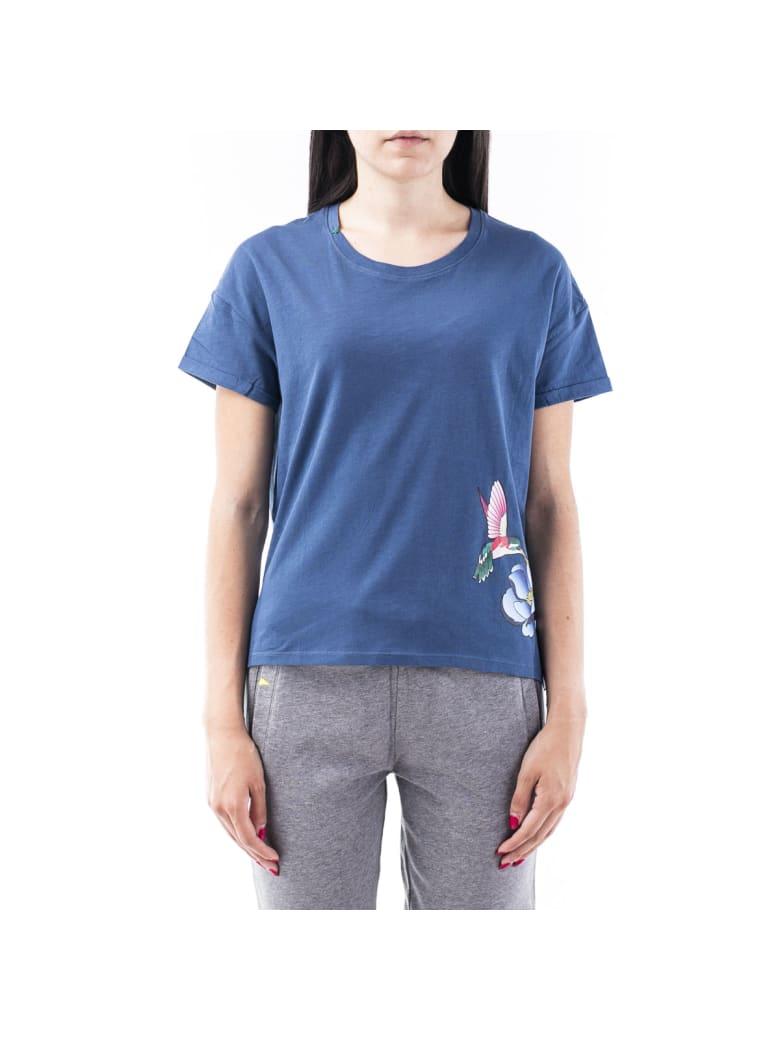 Sun 68 Sun68 Cotton T-shirt - AVIO