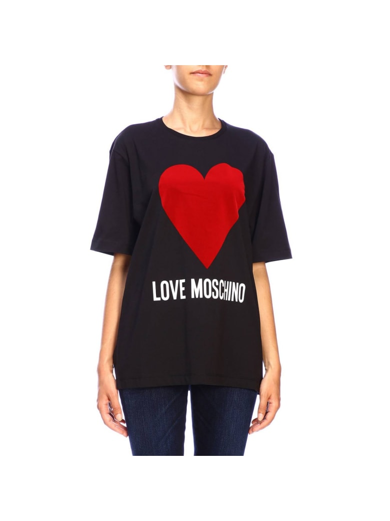 bright in luster amazing selection enjoy best price Best price on the market at italist | Love Moschino Love Moschino T-shirt  T-shirt Women Love Moschino
