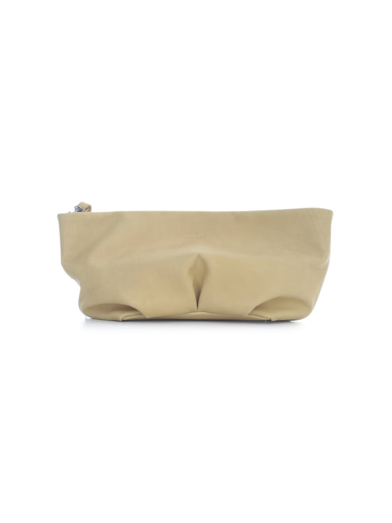 Marsell Spinone Shoulder Bag - Curry