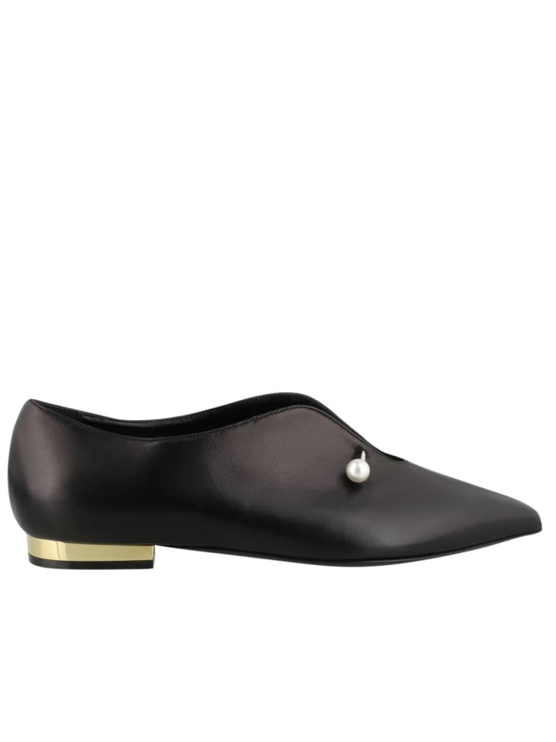 Coliac Giada Loafers - Black