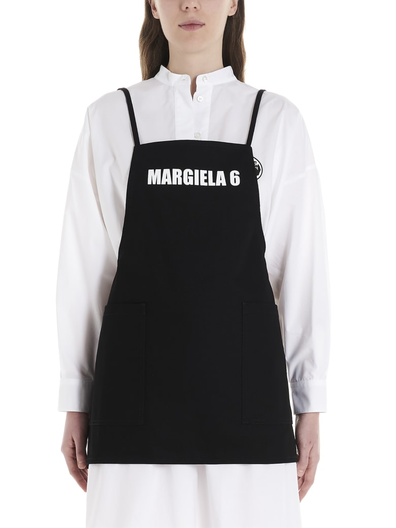 MM6 Maison Margiela Apron - Black