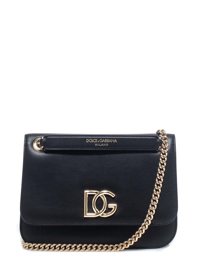 Dolce & Gabbana Dg Millennials Shoulder Bag - Black