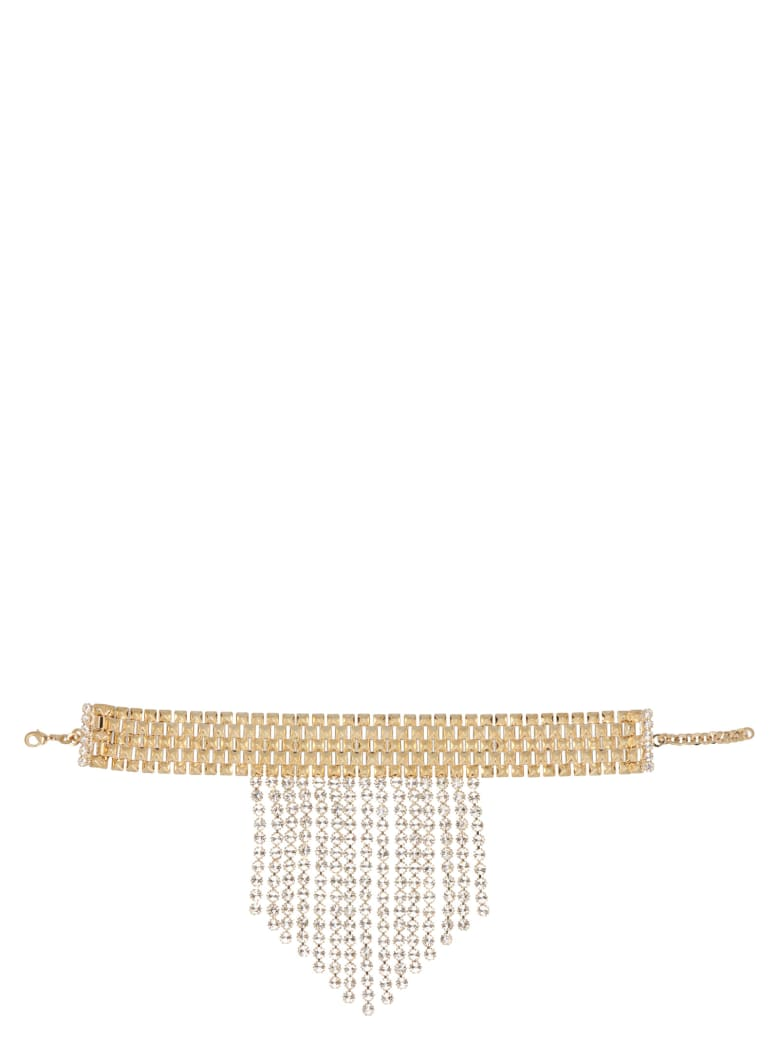 Alessandra Rich Chocker - Gold