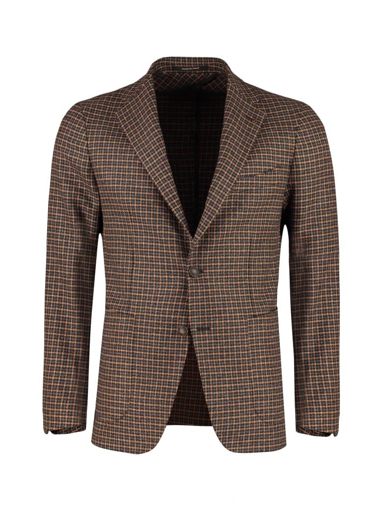 Tagliatore Single-breasted Two Button Jacket - Multicolor