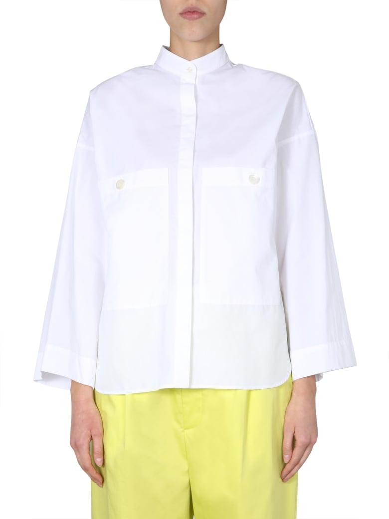 Jejia Oversize Fit Shirt - BIANCO