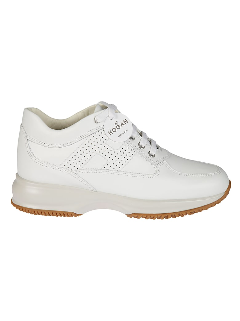 Best price on the market at italist | Hogan Hogan Interactive H Bucata Sneakers