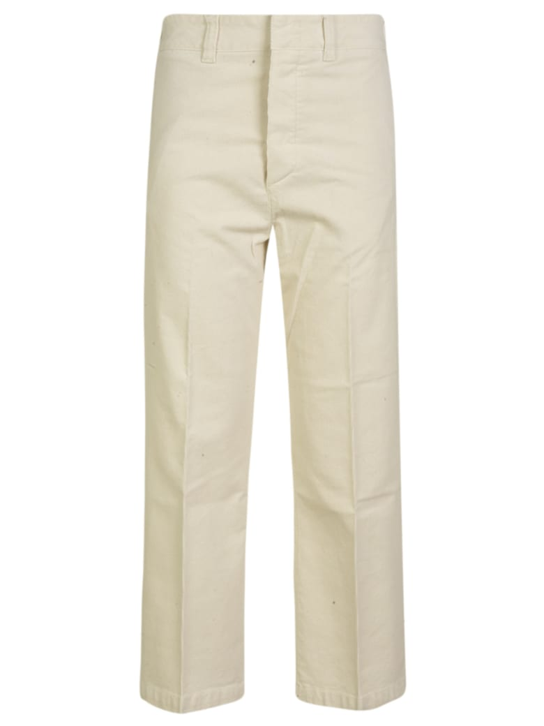 Department 5 Straight Jeans - White