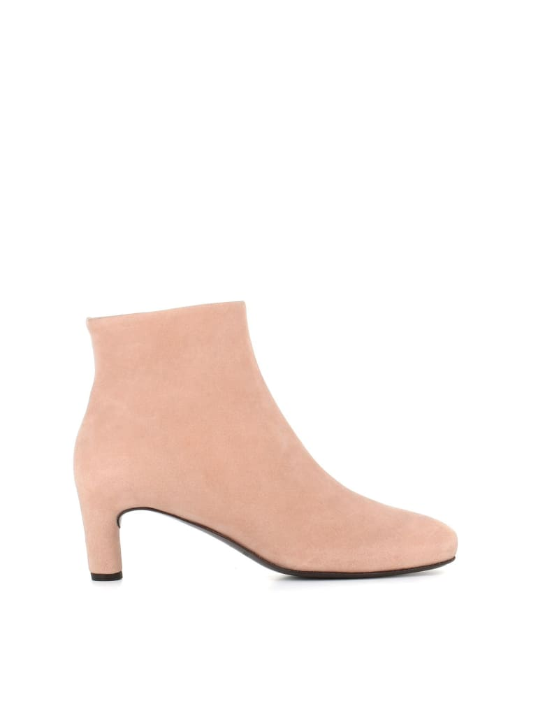 """Del Carlo Ankle Boots """"10658"""" - Beige"""