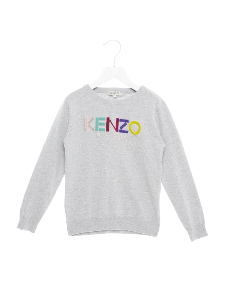 Kenzo Kids Sweater - Grey