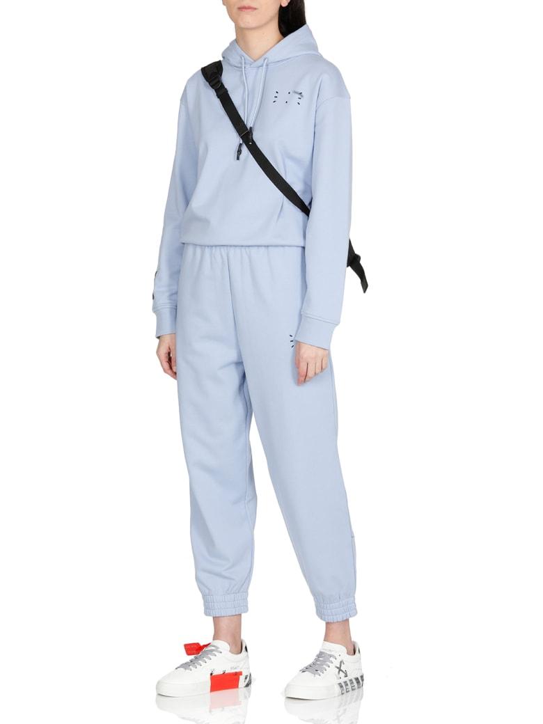 McQ Alexander McQueen Cotton Sweatshirt - HYPER LILAC