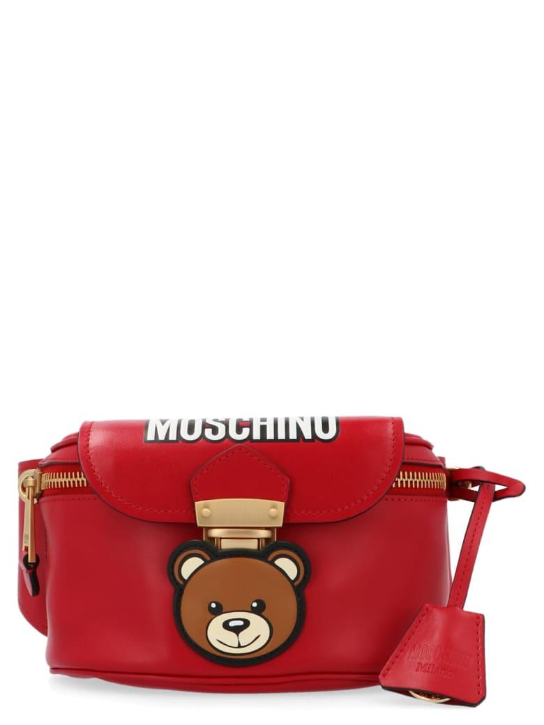 Moschino Bag - Red