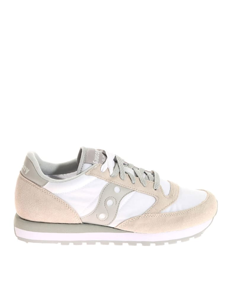 Saucony Jazz Original Sneakers - White/Grey