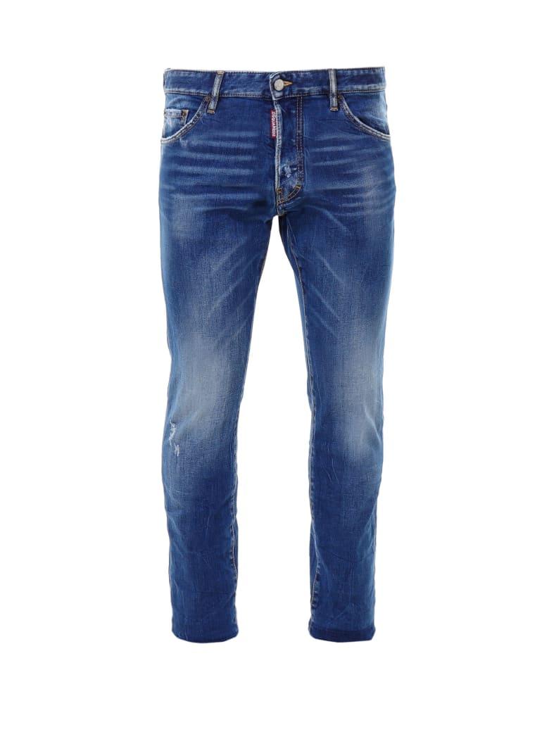 Dsquared2 Slim Jean Jeans - Blue