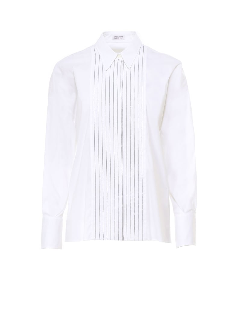 Brunello Cucinelli Shirt - White
