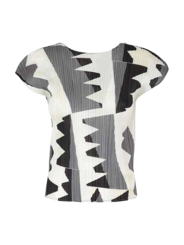 Pleats Please Issey Miyake Shirt - Multicolor