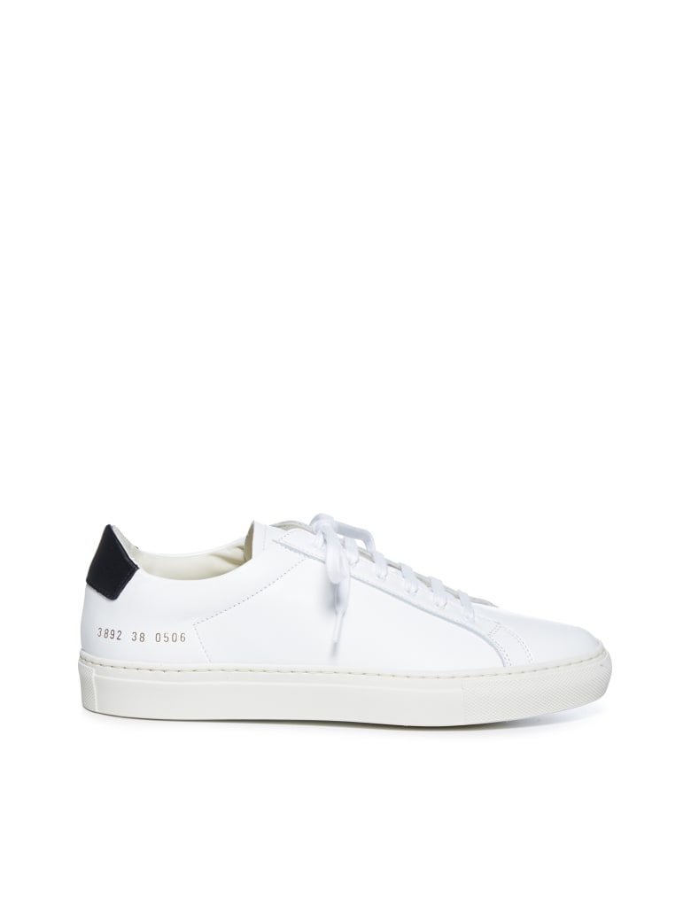 Common Projects Sneakers - White/black