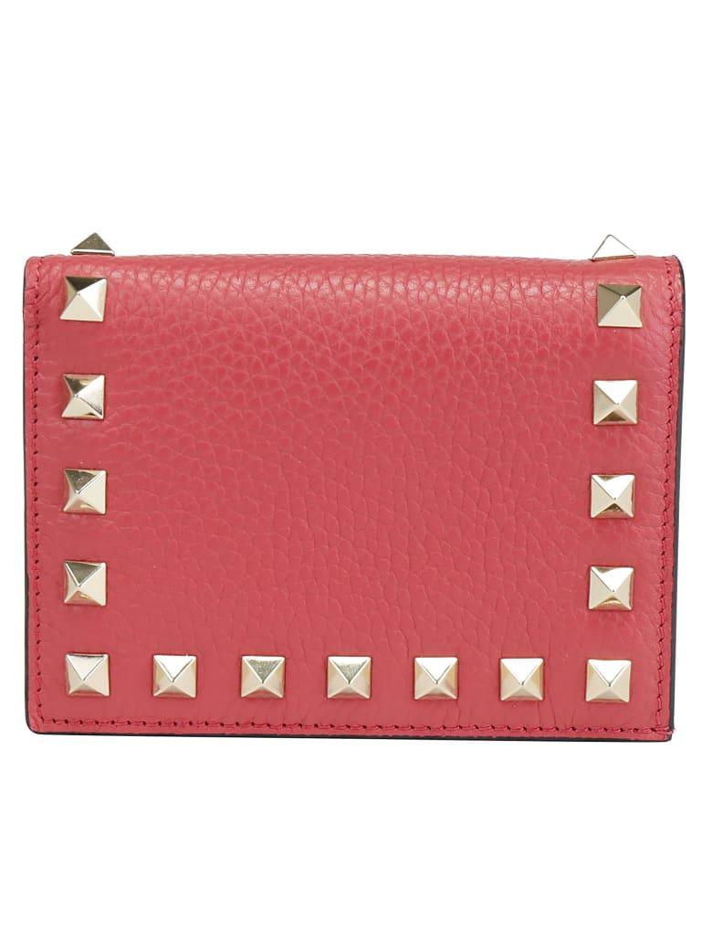 Valentino Garavani Wallet - Rock pink