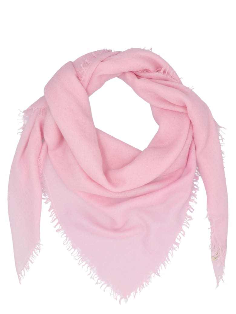 Faliero Sarti 'new Lolly' Scarf - Pink