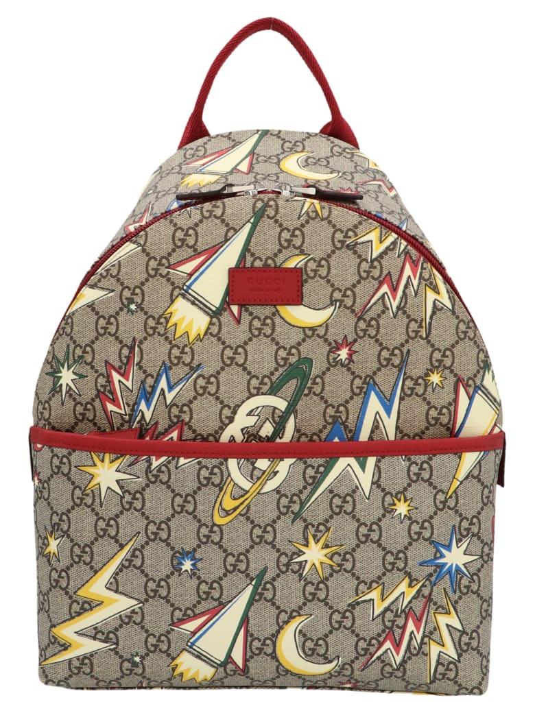 Gucci 'gg Supreme' Bag - Multicolor