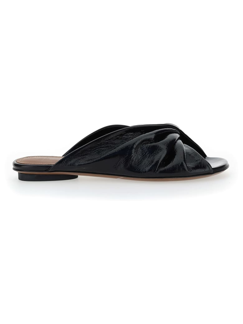 L'Autre Chose L'autre Chose Sandals - Black