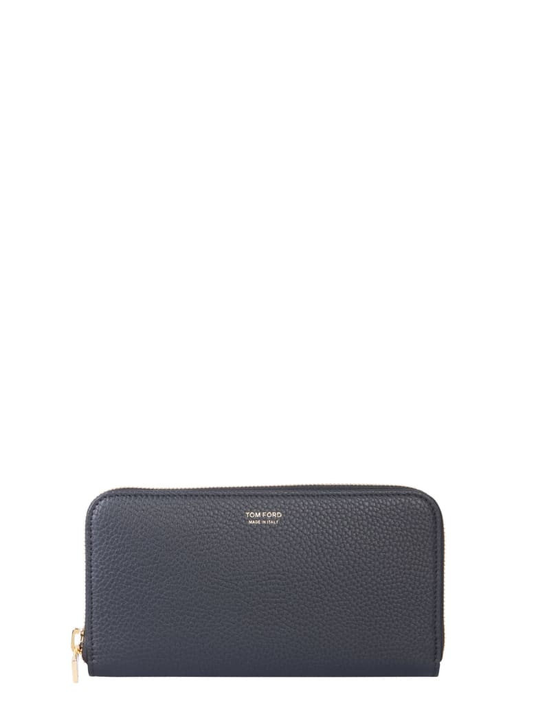 Tom Ford Zip Wallet - NERO