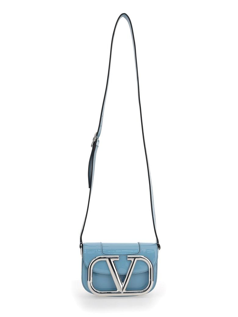 Valentino Garavani Shoulder Bag - Atlantique