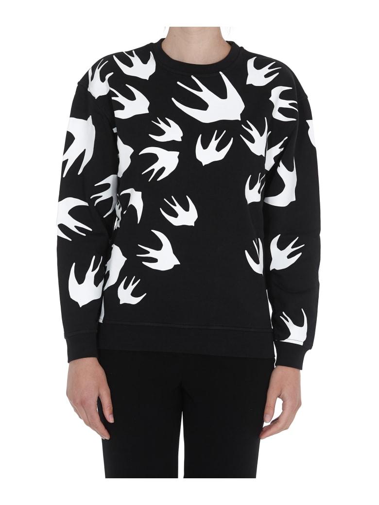 McQ Alexander McQueen Classic Sweatshirt - Black