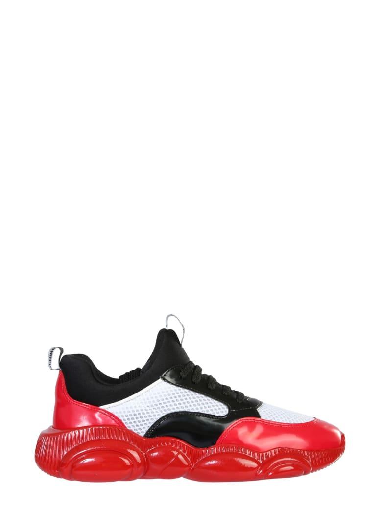 Moschino Teddy Sneakers - MULTICOLOR