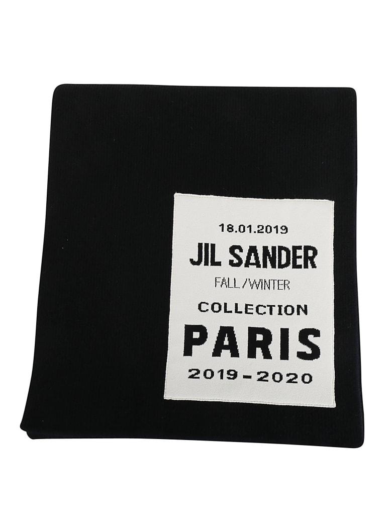 Jil Sander Scarf - Black
