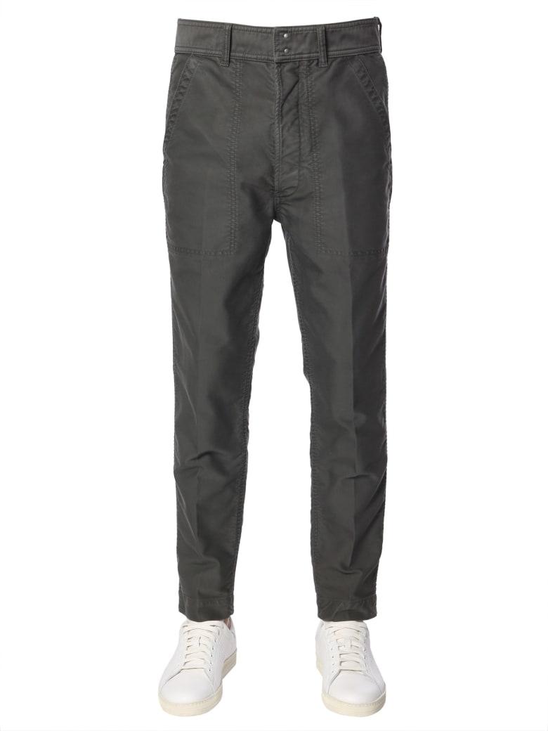Tom Ford Slim Fit Pants - MARRONE
