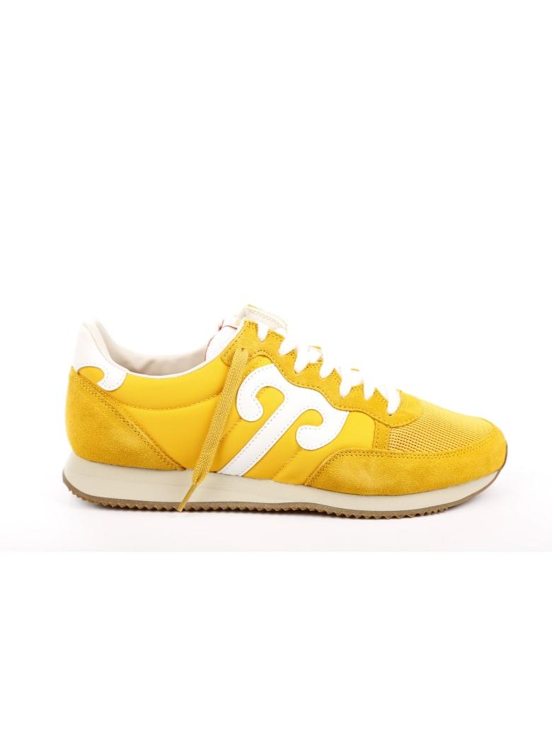Wushu Ruyi Fabric Sneaker - Yellow