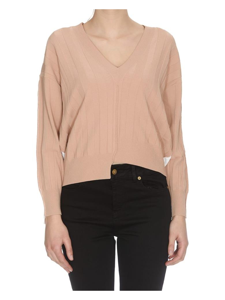 (nude) Sweater - Blush