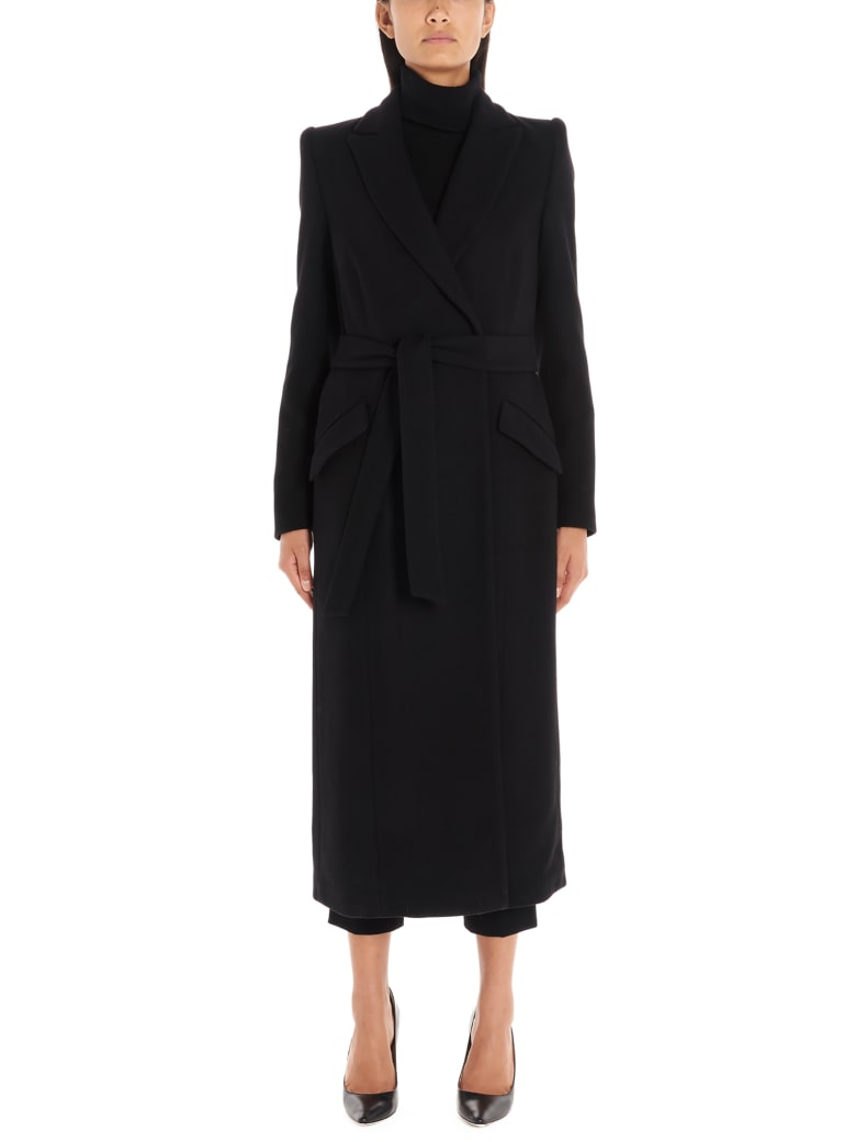 Tonello Coat - Black