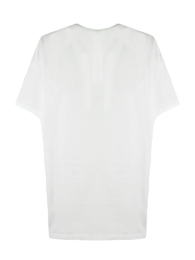 N.21 White Cotton T-shirt - Bianco