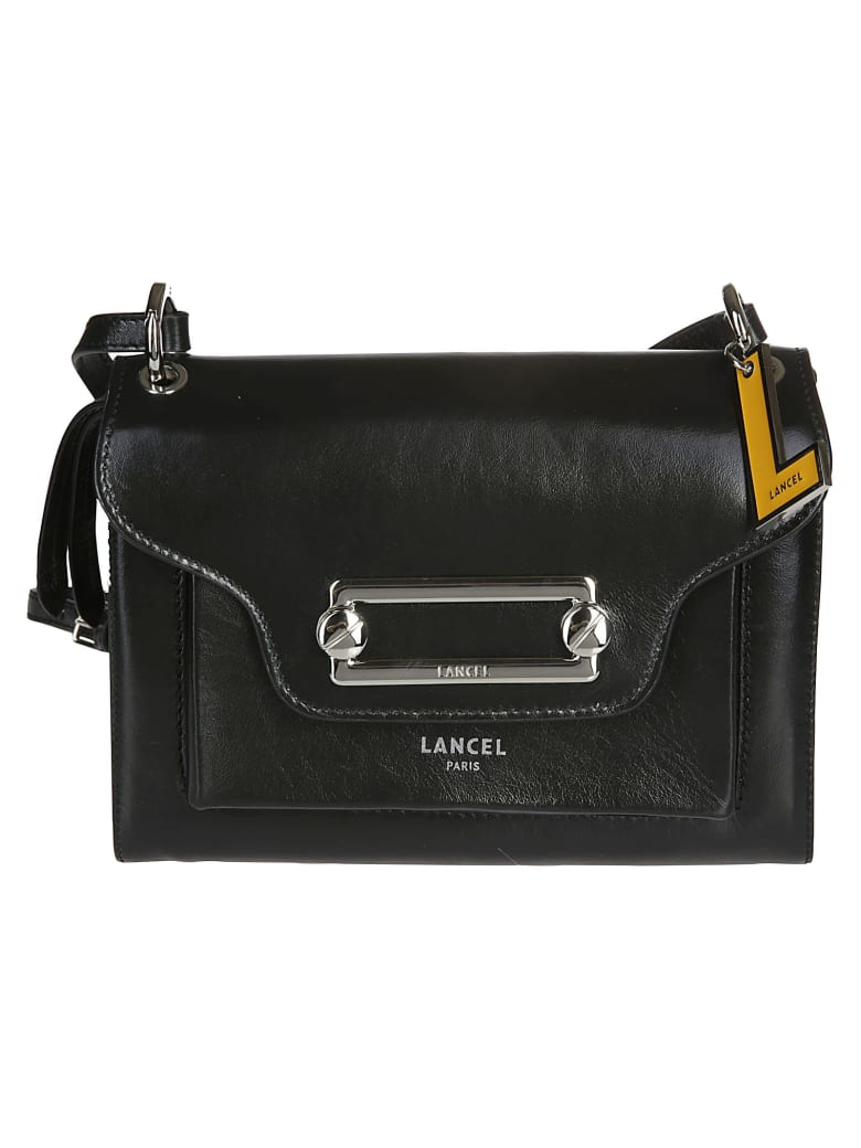 Lancel Mini Crossbody Bag - Black