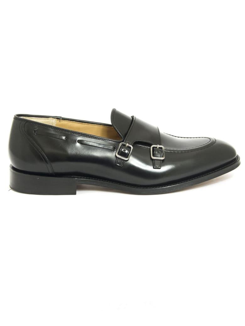 Church's Clatford Black Calf Leather Loafer - Nero