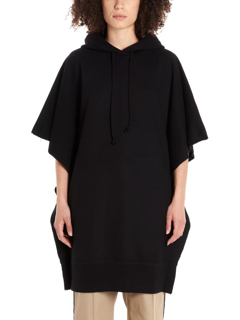 MM6 Maison Margiela 'exploration Print' Dress - Black